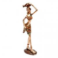 Статуэтка африканской женщины 6102 B