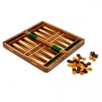 Набор игр шашки шахматы и нарды G160