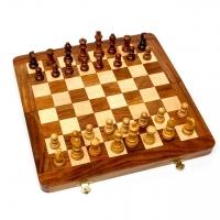 Деревянные шахматы сувенирные G112