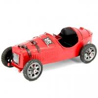 Модель гоночного ретро автомобиля красный 8324 Decos