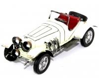 Модель автомобиля Morgan белый 1263B