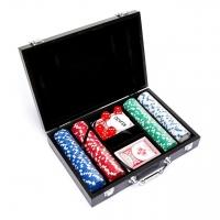 Набір для покеру на 200 фішок з номіналом WS11200N