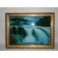 Картина водопад №2 (6 мод)