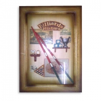 Ключница настенная Бильярд YX 722294