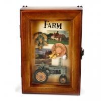 Ключниця настеннай для будинку Ферма YX 722341