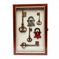 Ключниця для ключів на стіну А186-30A Decos