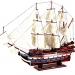 Большая модель парусного корабля из дерева Sun Felipe 110 см 100217