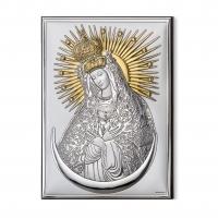 Икона Остробрамская Божией Матери 18062/2L Valenti