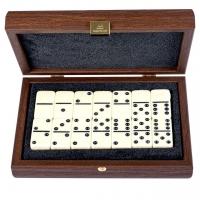Домно в деревянной коробке грецкий орех DXL20