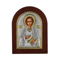 Икона Св. Пантелеймон Целитель MA/E1120-ΕX Prince Silvero