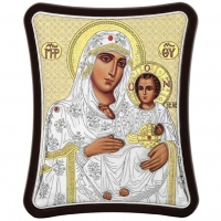 Икона Божией матери Иерусалимская MA/E1402/1XG Prince Silvero