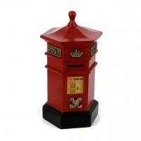 Копилка для денег почтовый ящик из дерева 21721-23R Decos
