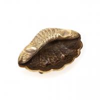 Попільничка черепашка 2129 Brasstico