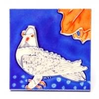 Картина керамика №1-3 квадр