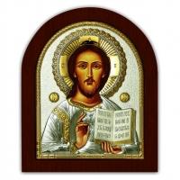 Икона Иисуса Христа Спасителя EP4-181XAG/P