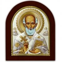 Ікона Святий Миколай Чудотворець EP5-183XAG/P
