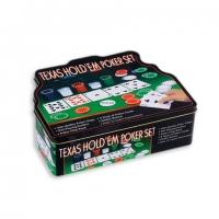 Покерний набір на 200 фішок TC04200С-1
