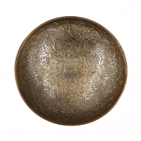 Декоративная тарелка конфетница 2004 Brasstico