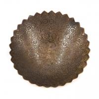 Тарелка для фруктов 2114 Brasstico