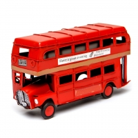 Модель автобуса двухэтажного London 7174 Decos