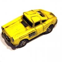 Модель ретро автомобиля Mersedes Мерседес Decos