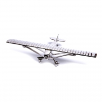 Модель самолета сувенирная металлическая ANT.1679 Brasstico