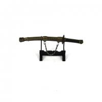 Сувенирный японский меч - катана в миниатюре 19 НВ