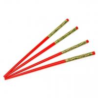 Набор для суши палочки красные 2 пары 49