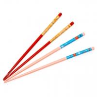Набор для суши палочки красные и розовые 2 пары 50