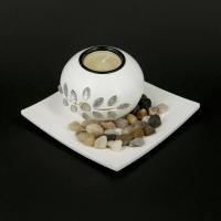Декоративний підсвічник на одну свічку GH164162