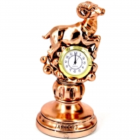 Статуетка настільний годинник знак зодіаку Овен T1126