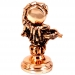 Статуэтка настольные часы знак зодиака Скорпион T1127