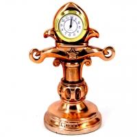 Статуетка настільний годинник знак зодіаку Терези T1128 Classic Art