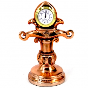 Статуэтка настольные часы знак зодиака Весы T1128
