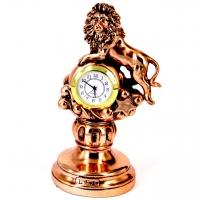 Статуетка настільний годинник знак зодіаку Лев T1129 Classic Art