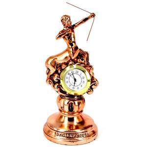 Статуэтка настольные часы знак зодиака Стрелец T1132