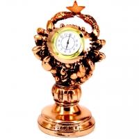Статуэтка настольные часы знак зодиака Рак T1136 Classic Art