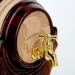 Бар-бочка для алкоголя со стопками Корабль 102-VAB Artistica Artigiana