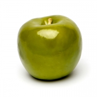 Муляж яблока зеленый F9