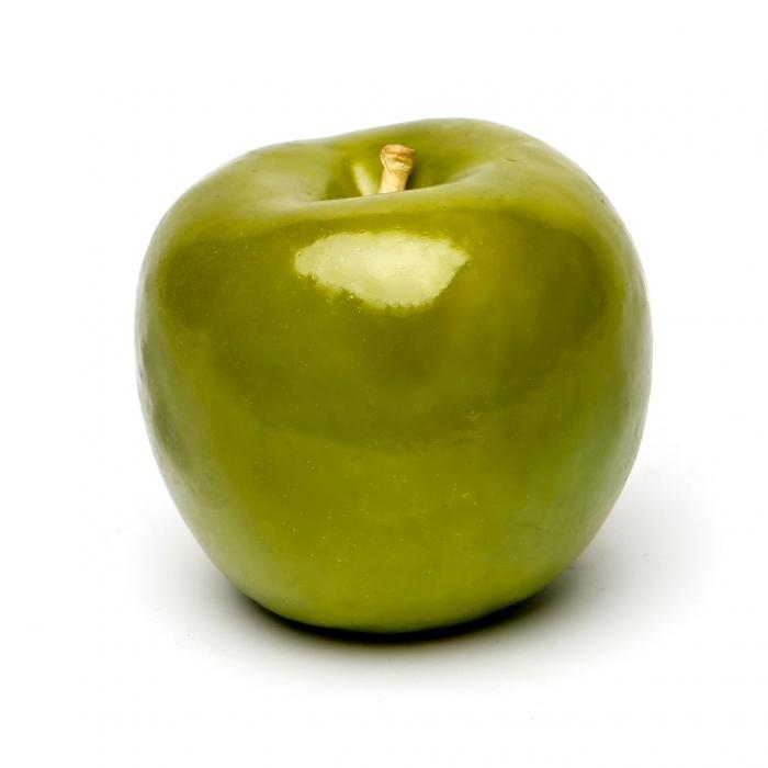 Муляж яблука зелений F9