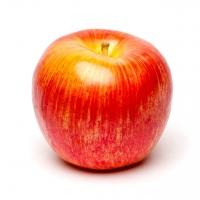 Искусственное яблоко красное F2