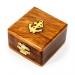 Брелок колокольчик рында в шкатулке из дерева NI013A