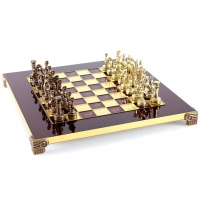 Шахматы Греко-Римский период S3CRED Manopoulos
