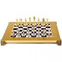 Шахматы классические Стаунтон S32BLA Manopoulos