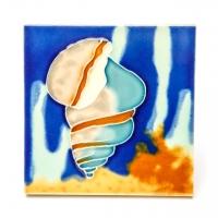 Картина керамика №1-13 квадр