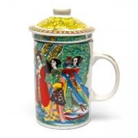 Чашка заварник CZ019-031-2
