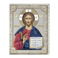 Икона Христа Спасителя 85300 6LCOL Valenti
