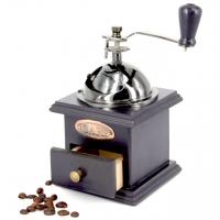 Кофемолка ручная в деревянном корпусе CH147D