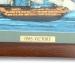 Картина модель корабля HMS Victory F01