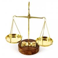 Весы Правосудие NI915
